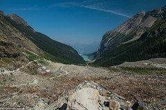 20170905-DSC_0080.jpg (bengartenstein) Tags: canada banff glacier nps glaciernps montana canada150 mountains moraine morainelake manyglacier lakelouise hiking fairmont