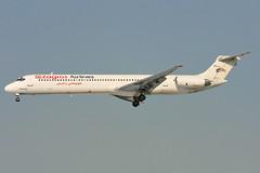 EP-ZAG - MD-82 - Zagros Air (Rui _Miguel) Tags: zagrosair epzag md82 thr oiii tehran mehrabad