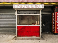 Eldorado (PAJ880) Tags: eldorado bumper cars dodgems amusements booth winter closed brooklyn nyc coney island tickets offseason surf ave