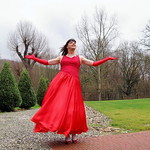 Outdoor ball gown thumbnail