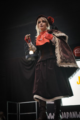 """Japan Weekend Barcelona 2018 Pasarela Cosplay • <a style=""""font-size:0.8em;"""" href=""""http://www.flickr.com/photos/140056126@N03/40060876554/"""" target=""""_blank"""">View on Flickr</a>"""