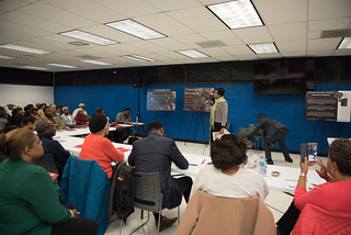 March 5, 2018 Fort Dupont Civic Association Monthly Meeting