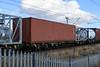 607017 Kingsthorpe 080318 (Dan86401) Tags: wilsonscrossing kingsthorpe northampton wcml 4m58 607017 fta freightliner fl inner intermodal modal containerflat wagon freight arbelfauvet