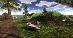You're invited to a newly redesigned Love Story! (DaisyKwon) Tags: secondlife lovestory virtualworld love romance