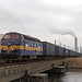 20180307 RXP 6703 + containers, Amsterdam Houtrakpolder