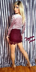 Velvet Vision (jessicajane9) Tags: tg crossdress transgender velvet tgurl lgbt transvestite crossdressing tranny cd m2f travesti crossdresser trans xdress tv tgirl