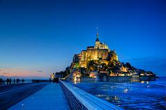 Normandie - Le Mont Saint-Michel (Ventura Carmona) Tags: france francia frankreich bassenormandie lemontsaintmichel venturacarmona aoi elitegalleryaoi bestcapturesaoi aoi3levels
