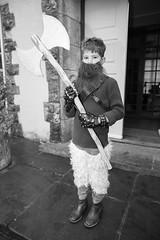 World Books Day Dwarf (rmrayner) Tags: worldbookday portrait blackandwhite bw lordoftherings thehobbit