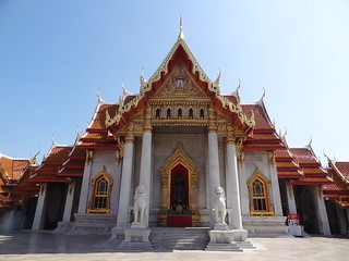 Wat Benchamabophit - The Marble Temple