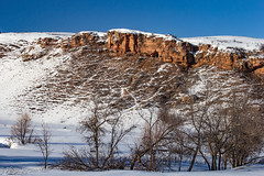 Custer Park 20180223-0045 (Photos By Bob Van) Tags: blackhills csp custerstatepark landscape snow southdakota winter custer unitedstates us