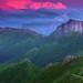 Russia - Zachodni Kaukaz - Rep. Adygeja - Park przyrody Bolshoy Thach ( UNESCO ) .