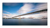 The Bridges from Port Edgar (Paul S Ewing) Tags: forth firth forthrailbridge forthroadbridge queensferrycrossing edinburgh port edgar scotland uk