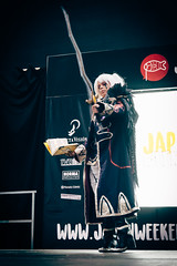 """Japan Weekend Barcelona 2018 Pasarela Cosplay • <a style=""""font-size:0.8em;"""" href=""""http://www.flickr.com/photos/140056126@N03/40728888742/"""" target=""""_blank"""">View on Flickr</a>"""