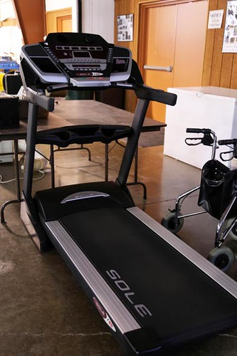 Sole F80 Treadmill ($588.00)
