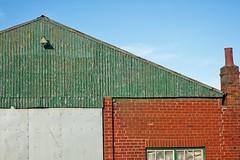 Mortons Garage (cjgoddard1952) Tags: mortons garage humbleton northumberland