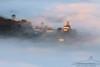 EL DESPERTAR DEL VALLE (Obikani) Tags: mist village cloudsea clouds atmosphere church álava araba euskadi basquecountry landscape cloudscape sunrise light amazing serene beauty beautiful canonikos