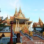 Wat Somroung Knong Pagoda, Battambang thumbnail