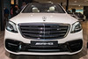Mercedes-AMG S 63 4MATIC+ (894500) (Thomas Becker) Tags: mercedesamg amg mercedesbenz mercedes benz daimler s63 4matic sedan sclass sklasse iaa2017 iaa 2017 67internationaleautomobilausstellung internationale automobilausstellung ausstellung motor show zukunfterleben frankfurt frankfurtammain hessen hesse deutschland germany messe fair exhibition automobil automobile car voiture bil auto fahrzeug vehicle 汽车 170719 cthomasbecker aviationphoto nikon d800 fx nikkor 2470 f28 geotagged geo:lat=50112013 geo:lon=8643569