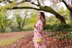 embracing the spring (Samir D) Tags: people samird 2016 fashion dasha vancouver vancity vancitybuzz bc britishcolumbia canon qepark queenelizabethpark russian ro