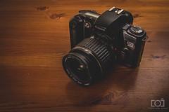 71/365 - Canon EOS 500