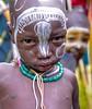 Suri Kids (Rod Waddington) Tags: africa african afrique afrika äthiopien ethiopia ethiopian ethnic etiopia ethnicity ethiopie etiopian omovalley omo outdoor omoriver suri tribe traditional tribal children portrait painted face beads culture cultural child group
