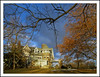 The Hutchinson House on a Balmy Winter Evening (sjb4photos) Tags: michigan ypsilanti washtenawcounty hutchinsonhouse