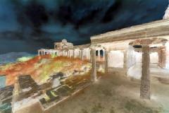 India - Tamil Nadu - Gingee Forts - Krishnagiri Fort - Krishna Temple & Darbar Hall - 40bb (asienman) Tags: india tamilnadu gingeeforts krishnagirifort krishnatemple darbarhall asienmanphotography asienmanphotoart asienmanpaintography