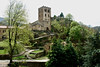 Abbaye Saint-Martin-du-Canigou, Casteil, Pyrénées-Orientales (Christian Giusti) Tags: géologie geology architecture naturalstone