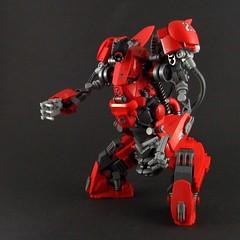 SM III MECH (Marco Marozzi) Tags: lego legomech legodesign legomecha bricks marozzi marco moc mecha mech robot drone droid