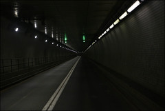 Alone (raymondclarkeimages) Tags: raymondclarkeimages rci 8one8studios usa canon google yahoo flickr outdoor lines tunnel alone 6d 2470mm dark