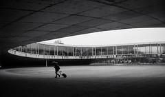 Rolex Learning Center . EPFL Lausanne (Toni_V) Tags: m2406740 rangefinder digitalrangefinder messsucher leicam leica mp typ240 type240 35mmf14asph 35lux 35mmf14asphfle summiluxm architecture architektur lausanne epfl rolexlearningcenter universität campus écolepolytechniquefédéraledelausanne sanaa concrete sichtbeton waadt vaud switzerland schweiz suisse svizzera svizra europe bw monochrome blackwhite schwarzweiss ©toniv 2018 180310 ecublens