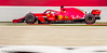 Panning de Sebastian Vettel acelerando al entrar en la recta principal (vfr800roja) Tags: formula1 ferrari circuit montmelo sebastianvettel testdays