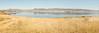 east-jindabyne-2620-22-ps-w (pw-pix) Tags: motorcycleride motorcycletrip motorcycletour bmw r1200rt bmwr1200rt touring panorama stitchedpanorama panoramic lake mountains track grass dirt weeds water reflections morning sunny autumn dry brown yellow blue grey green rocks rocky highcountry lakejindabyne eastjindabyne jindabyne nsw newsouthwales australia