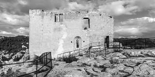 donjon * château baux