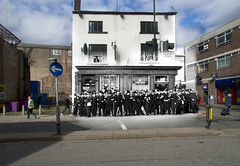 London Road, 1964 in 2018 (Keithjones84) Tags: liverpool oldliverpool thenandnow rephotography