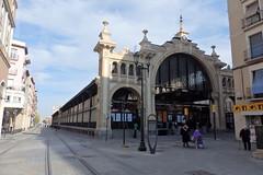 Mercado Central de Zaragoza. (Eduardo OrtÍn) Tags: mercado zaragoza aragón