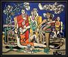 """""""Les loisirs - Hommage à Louis David"""" 1948-1949 Fernand Léger Exposition Fernand Léger (1881-1955) """"Beauty is Everywhere"""" """"La Beauté est partout"""", Bozar, Bruxelles, Belgium (claude lina) Tags: claudelina belgium belgique belgïe bruxelles brussel exposition fernandléger bozar muséedesbeauxartsdebruxelles oeuvre peinture painting labeautéestpartout beautyiseverywhere lesloisirshommageàlouisdavid"""