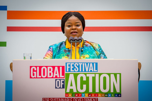 """Global Festival of Action for Sustainable Develpment #SDGglobalFEst 2018 • <a style=""""font-size:0.8em;"""" href=""""http://www.flickr.com/photos/149457913@N04/26065474987/"""" target=""""_blank"""">View on Flickr</a>"""