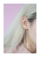 Xiran (MitikaFe) Tags: ear earrings detail xiran models hair pink pastel
