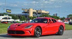SRT Viper (Chad Horwedel) Tags: srtviper srt viper sportscar hrpt17 indianapolis