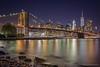 Manhattan from Brooklyn (PaulSchliebs) Tags: america newyork usa brooklyn long exposure skyline night tamron canon g2 5dmk3