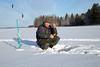 pilkillä_ice fishing (2) (iisalmiregion) Tags: pilkkijä pilkkiminen ice fishing winter fisherman wintermorning sunrise