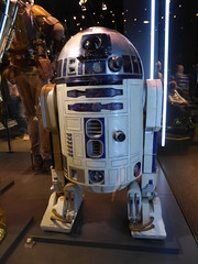 R2D2 (m_artijn) Tags: r2d2 robot droid star wars episode iv cinemec utrecht nl identities