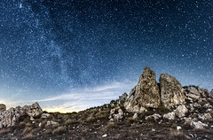 Lovers in pairs (simone_aramini) Tags: nikon nationalgeografic ngc nature landscape lavalnerina landscapes longexposures mountain montagna outdoor appennino absolutelystunningscapes astrophotography stars nightlight nightscapes
