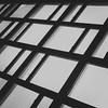 hatch (YellowTipTruck) Tags: hatch lattice side window urban blackandwhite campus