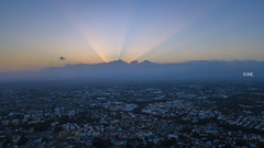 3-11-2018 (tS`) Tags: afternoon sunset city landscape building mountains dominicanrepublic repúblicadominicana drone airshots mavic dji