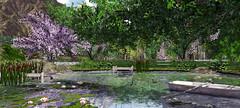 Izzie's Spring 2018 (Izzie Button (Izzie's)) Tags: sl sim places spring nature landscape