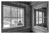 Window Booth (Timothy Valentine) Tags: 2018 blackandwhite window large restaurant silverefex wednesday atethere 0318 datesyearss easton massachusetts unitedstates us