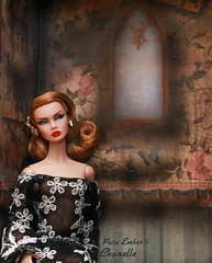 Hail (pure_embers) Tags: pure embers doll dolls uk pureembers photography laura england chanelle poppy parker emberschanelle rimdoll ooak repaint red ginger hair dress portrait room