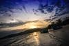 Koh Rong Samloem - Cambodia (Larry Laurex) Tags: adventure backpack beach boat cambodia clouds island kohrong landscape night ocean people sand sands sanloem sea sky southeastasia sunrise travel trip water